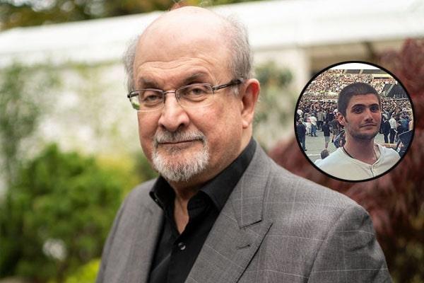 Salman Rushdie's son, Milan Rushdie