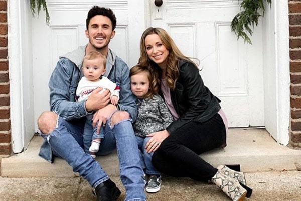 Ryan Calhoun's children
