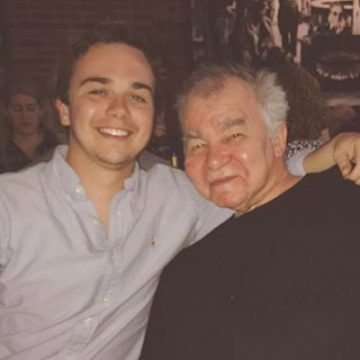 Meet Tommy Prine – Photos Of John Prine's Son With Wife Fiona Whelan