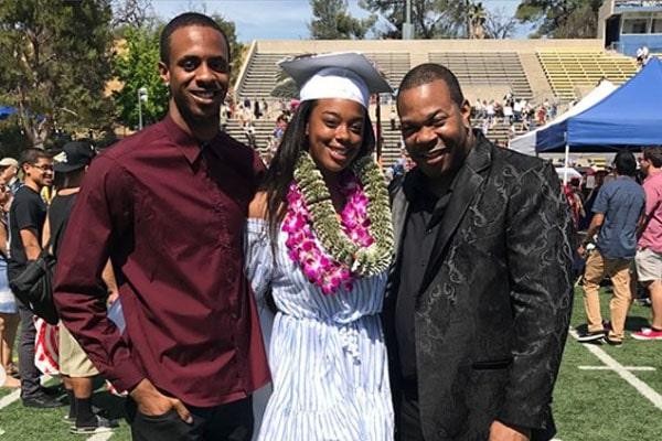 T'ziah Wood-Smith loves his siblings
