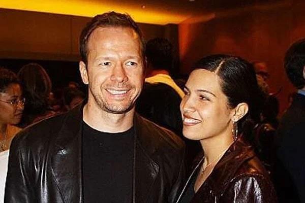 Xavier Alexander Wahlberg's parents divorce