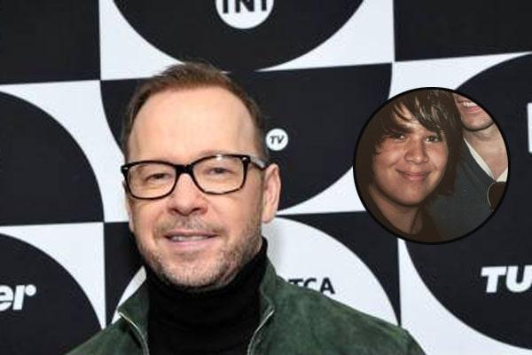Donnie Wahlberg's son, Xavier Alexander Wahlberg