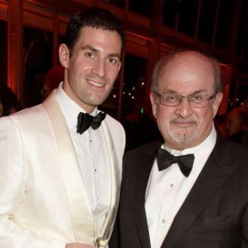Meet Zafar Rushdie – Photos Of Salman Rushdie's Son With Ex-wife Clarissa Luard