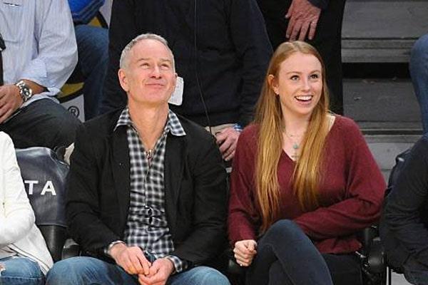John McEnroe's daughter, Anna McEnroe