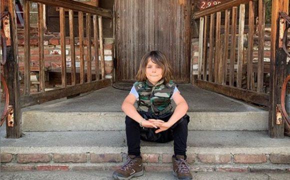 Meet Arthur Saint Bleick – Photos Of Selma Blair's Son With Jason Bleick