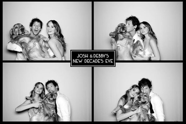 Debby Ryan and Josh Dun's wedding