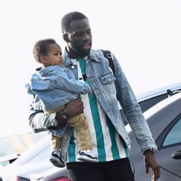Meet Draymond Jamal Green – Photos Of Draymond Green's Son With Baby Mama