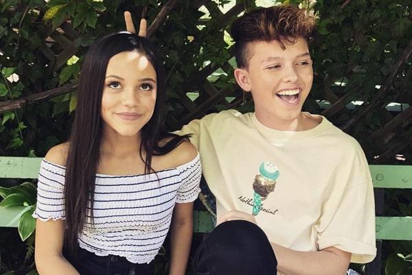 Jenna Ortega's boyfriend