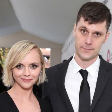 What is James Heerdegen, Christina Ricci's Husband Secret For Successful Marriage?