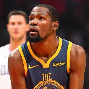 Is Cassandra Anderson Still Kevin Durant's Girlfriend? Or Have The Pair Broken Up?