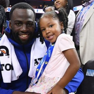 Meet Kyla Green – Photos Of Draymond Green's Daughter With His Baby Mama