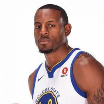 Facts About Andre Iguodala's Daughter London Iguodala Whom He Had With Baby Mama Clayanna Warthen
