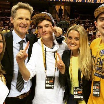 Meet Madeleine Kerr – Photos Of Steve Kerr's Daughter With Wife Margot Kerr