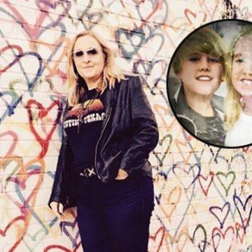 Meet Miller Steven Etheridge And Johnnie Rose Etheridge- Photos Of Melissa Etheridge's Twin Children