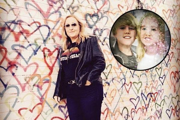 Melissa Etheridge's twin children