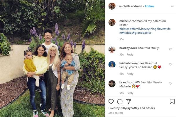 Dennis Rodman's ex-wife Michelle Rodman