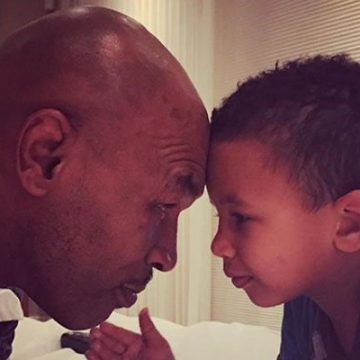 Meet Morocco Tyson – Photos Of Mike Tyson's Son With Lakiha Spicer
