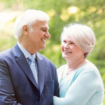 Ravi Zacharias' Wife Margaret Reynolds, Were Married Since 1972 Till Ravi's Death