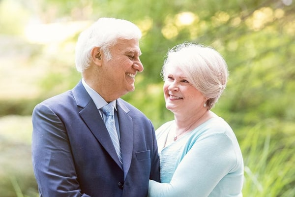 Ravi Zacharias's wife
