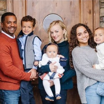 Who Is Alfonso Ribeiro's Wife Angela Unkrich? Married Since 2012 And Mother Of HIs Three Children