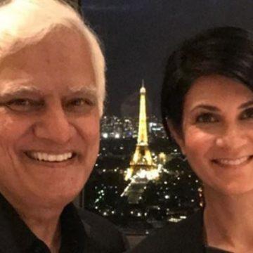 Meet Sarah Zacharias Davis – Photos Of Ravi Zacharias' Daughter With Wife Margaret Reynolds