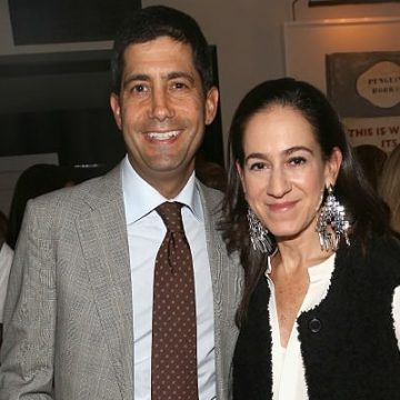 Look Into The Love Life Of Jane Lauder And Kevin Warsh