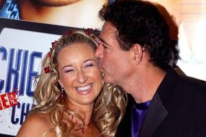 Barry Williams' ex-wife Eila Matt