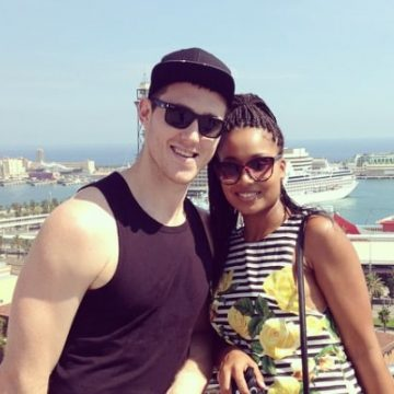 Facts About Aron Baynes' Wife Rachel Adekponya. Any Children Yet?