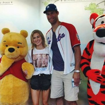 Who Is NBA Player Brook Lopez's Girlfriend? Or Is He Married?