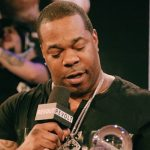 Busta Rhymes' ex-girlfriend Joanne Wood