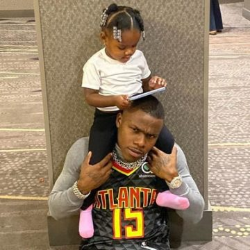 Did You Know Rapper DaBaby Is Already A Father? How Many Children Does He Have?