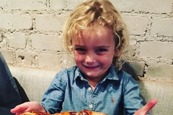 Danny Masterson's daughter, Fianna Frances Masterso