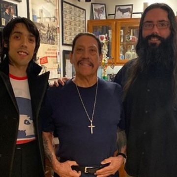 Meet Danny Boy Trejo – Photos Of Danny Trejo's Son