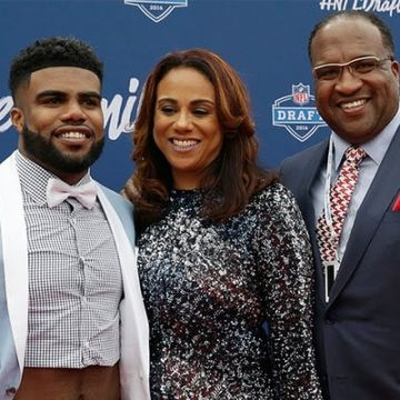 Meet Dawn Elliott and Stacy Elliott – Learn More About Ezekiel Elliott's Mother And Father