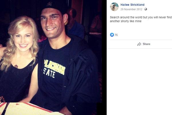 Brook Lopez's girlfriend