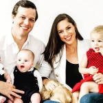 Abby Huntsman's husband Jeffrey Bruce Livingston and children