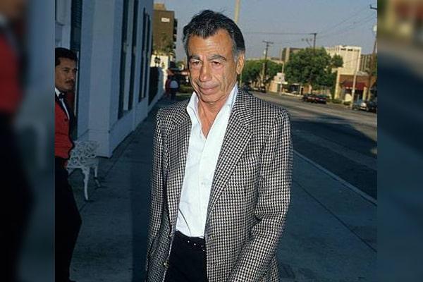 Kirk Kerkorian's daughter Linda Kerkorian