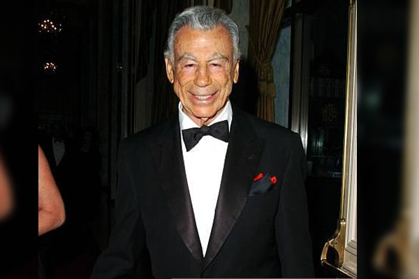 Kirk Kerkorian's daughter, Tracy Kerkorian