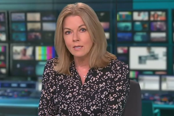 Mary Nightingale's daughter Molly Fenwick