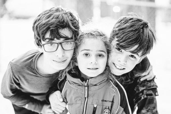Mike Vitar's Children
