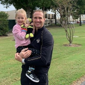 Meet Rylen Judith Brees – Photos Of Drew Brees' Daughter With Wife Brittany Brees