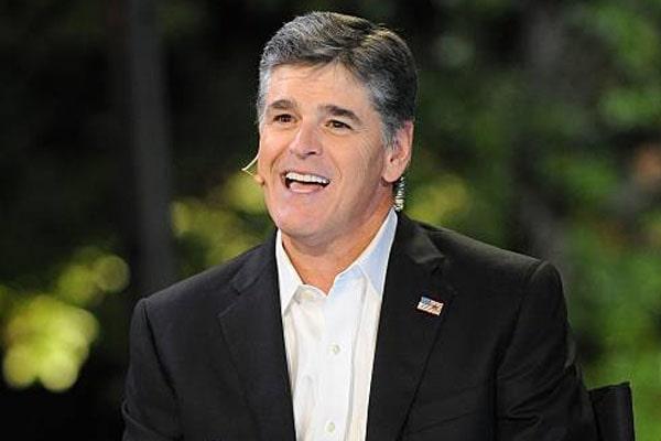Sean Hannity's son, Sean Patrick Hannity