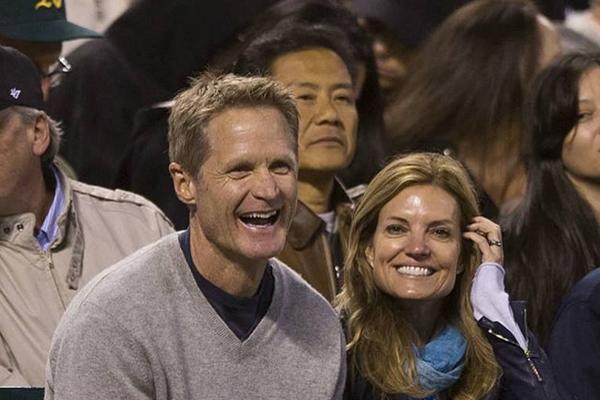 Steve Kerr's Wife, Margot Kerr