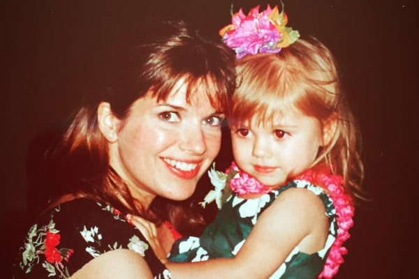 Susan Diol and Shaun Cassidy's daughter, Juliet Cassidy