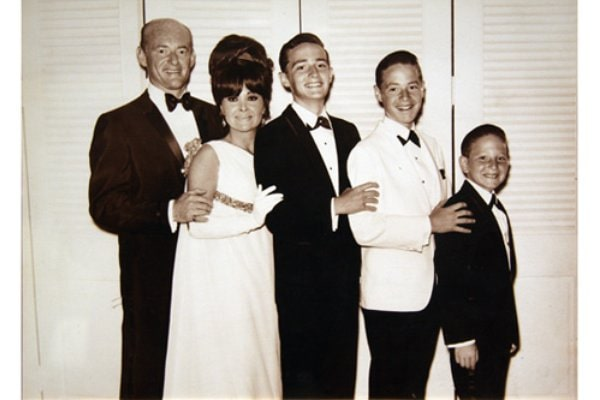 Tom Kreiss's parents and siblings
