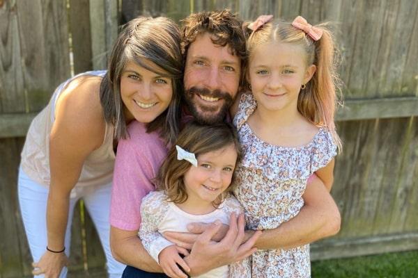 Travis Pastrana's family