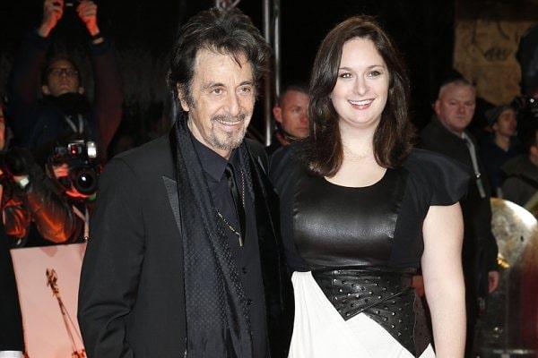 Al Pacino's daughter, Julie Marie Pacino