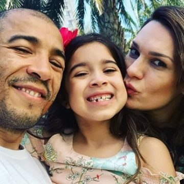 Meet Joanna Aldo – Photos Of José Aldo's Daughter With Wife Vivianne Aldo