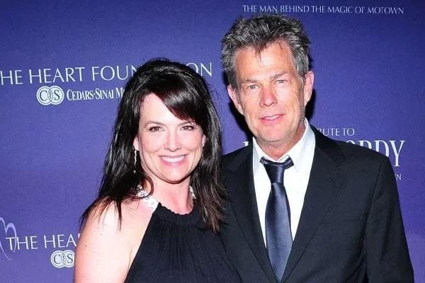 David Foster's daughter, Allison Jones Foster