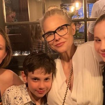 Meet All Of Amy S. Foster's Children – Two Daughters, Mikaela and Eva, And Son Vaughn